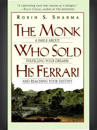 the monk who his ferrari by sharma though my eyespetya s blog the monk who his ferrari by robin sharma front cover