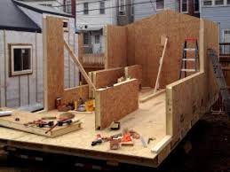 Small Picture 6 Ways to Build Framing for Tiny Houses