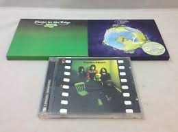 The Edge Cd Song List Details About Yes Lot Of 3 Cd Albums Fragile 2 Extra Tracks Close To The Edge Yes Album