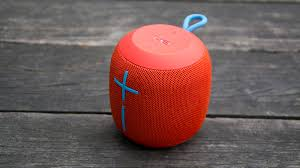 speakers bluetooth. the ue wonderboom is a small, yet powerful bluetooth speaker that can fill large living room. its bright colours and stylish design make it stand out from speakers