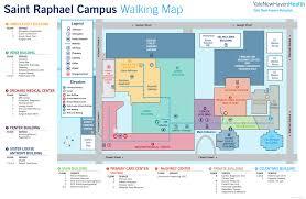 Yale New Haven Hospital My Chart Yale New Haven Hospital Walking Maps