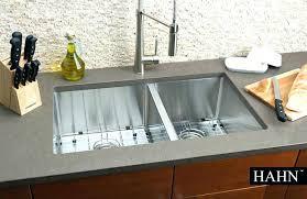 hahn sinks costco kitchen sinks chef series handmade double bowl sink sink hahn sinks costco canada