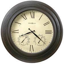 large outside wall clocks fascinating large outdoor wall clock large outdoor clocks waterproof black iron round