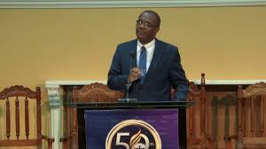 Pastor Johnson Frederick - The Thing Comes From The Lord - YouTube