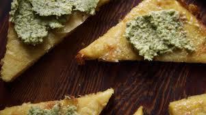 Authentic Italian Chickpea Flat Bread In Pursuit Of More