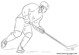 Small Picture hockey player nhl hockey sport Coloring pages Printable