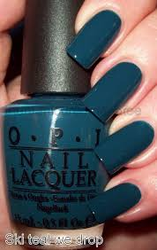 Opis Ski Teal We Drop Must Have Nail Color For Fall 2012