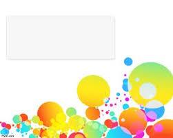 Plantillas De Powerpoint Con Colores Y Burbujas Para Descargar