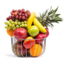 fruit basket small