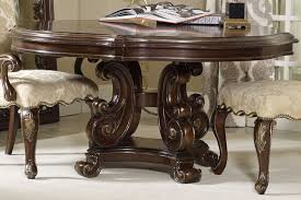 hooker furniture dining. Endearing Hooker Furniture Sorella Round Dining Table With Pedestal Base And On O