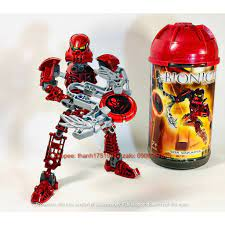ĐỒ CHƠI XẾP HÌNH LEGO BIONICLE - 8601 Toa Metru Vakama