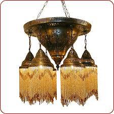 damascus chandelier 6