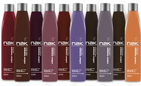 Nak Colour Chart Products Colour Masque Coloured Conditioners Nak Hair