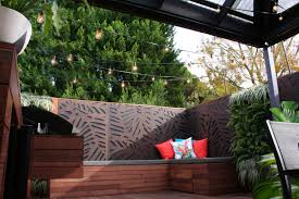 picture of daintree outdeco privacy panels