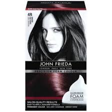 Walmart coupon policy states they will not accept this kind of coupon. John Frieda Precision Foam Colour 4r Dark Red Brown 3 Pack Details Can Be Found By Clicking On The Image Dark Red Brown Foam Hair Color Hair Color Dark