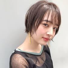 人気のヘアスタイルが満載2019年最新ショートボブのヘアカタログ