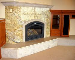 marble fireplace hearth by stone center inc