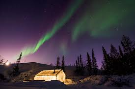 Yellowknife Northern Lights March Where And How To View The Aurora Borealis Yellowknife Online