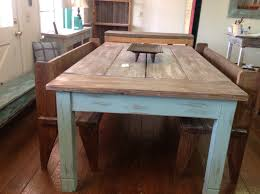 rustic farmhouse table farmhouse table within farmhouse kitchen