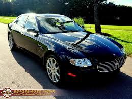 2005 Maserati Quattroporte for sale in , FL   Vin #: ZAMCE39A450017642