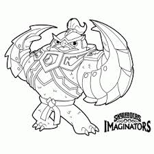 Small Picture Skylanders Imaginators coloring pages Leuk voor kids