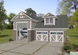 garage office plans. Front Elevation Garage Office Plans G