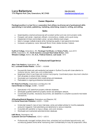 Skils Of Real Estate Paralegal Resume Examples Job And Resume