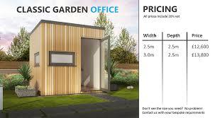 garden office 0 client. CLASSIC GARDEN OFFICE. SEE PRICES Garden Office 0 Client