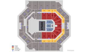 The Sinclair Seating Chart Rodriguez Barclays Center