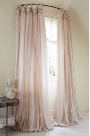 Curtain Rod Alternatives Use A Curved Shower Curtain Rod To Make A Window Look Bigger 15