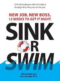 New Job Quotes Magnificent Sink Or Swim New Job New Boss 48 Weeks To Get It Right By Milo