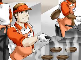 How To Get A Job In The Fast Food Industry 13 Steps