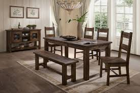 dining room side table. Dining Room, Interesting Room Side Table Antique Buffet Wooden Chairs Bench B