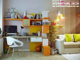 create creative study space for kids room study space furniture organizing ideas
