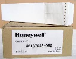Honeywell Chart Paper 46187045 050 Honeywell