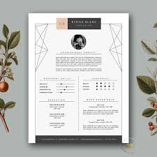 Pretty Resume Template
