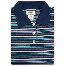 Comfort <b>Knit</b> Sleepwear <b>Mens 100</b>% <b>Cotton Knit</b> Nightshirt Sleep Shirt