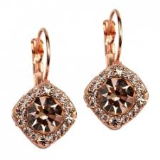 tiffany inspired legacy style lever back earrings rose gold pink login for whole