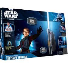 Star Wars Science Lightsaber Room Light Uncle Milton Star Wars Science Lightsaber Room Light