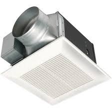 Panasonic Whisperceiling 150 Cfm Ceiling Exhaust Bath Fan Energy