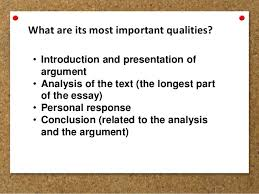 analytical essay and argumentative essay 3