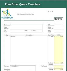 Quotation Proforma Format Quotation Proforma Format Polleevery