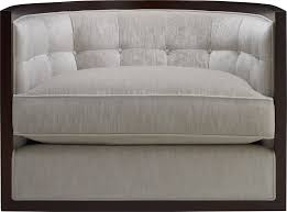 archetype furniture. Baker Furniture Classics Upholstery Archetype Round Tufted Swivel Chair 6360C-SW