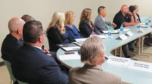 quest for solutions community leaders discuss the opioid epidemic and human trafficking at a july