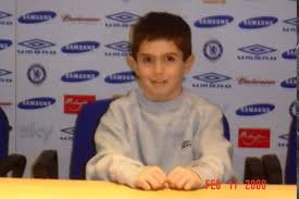 But who is the other kid in question? Chelsea Post Incredible Throwback Snap Of 11 Year Old Christian Pulisic Meeting Mason Mount On Academy Visit