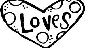 Loves Me Coloring Page High Definition Jesus Loves Me Heart Coloring