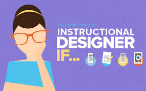 You Might Need An Instructional Designer If Elearning Mind
