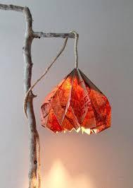Lamp Om Zelf Van Papier Te Maken Foto Geplaatst Door Toerzeilster