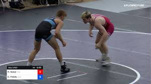 65 Kg Rr Rnd 2 Ryan Sokol Simley Vs Derek Fields Arsenal Wrestling - YouTube