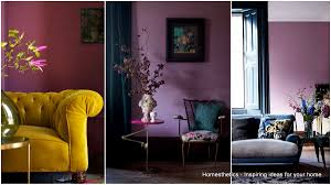 Purple Wall Design For All How To Use Lavender Color To Your Advantage In Home Decor